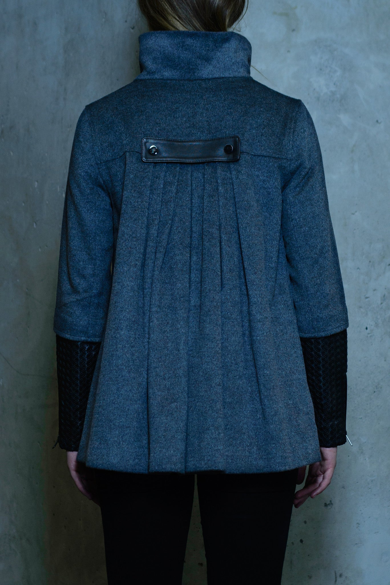Suri Wool and Cashmere Cape