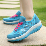 Women Breathable Casual Running Sneakers