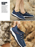 Light Mesh Men Sneakers Casual Breathable Fashion
