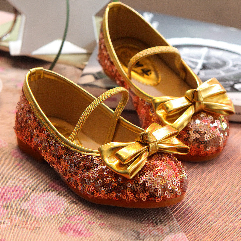 Star In A Champagne Shoes | meemu.com | Kids fashion, accessories