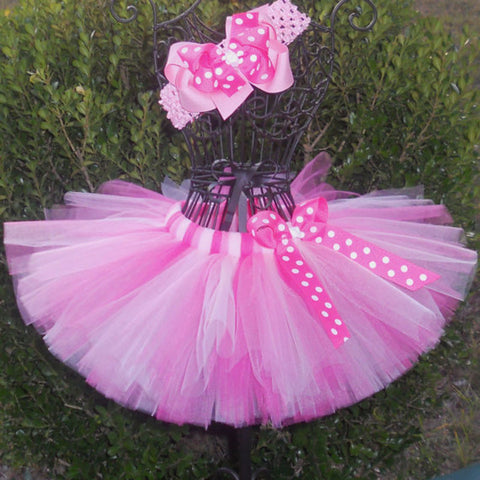 Pink & White Tutu Surprise | meemu.com | Kids fashion, accessories