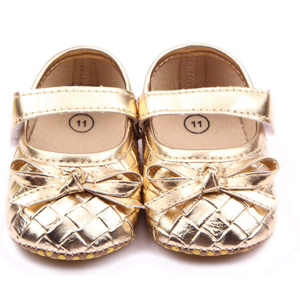 Sparkling Gold Shoes | meemu.com | Kids fashion, accessories