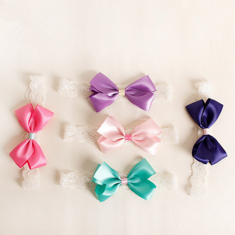 Silky Bow Headband | meemu.com | Kids fashion, accessories