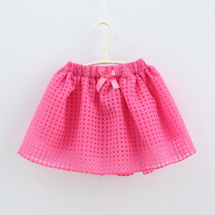 Pink Meshup (Skirt) | meemu.com | Kids fashion, accessories