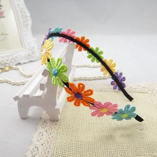 Glimpse of a Rainbow (Hairband) | meemu.com | Kids fashion, accessories