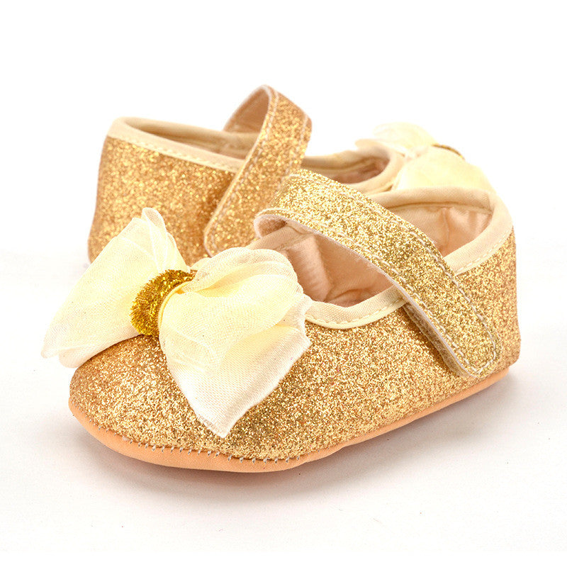 Glittering Gold Rush Shoes | meemu.com | Kids fashion, accessories
