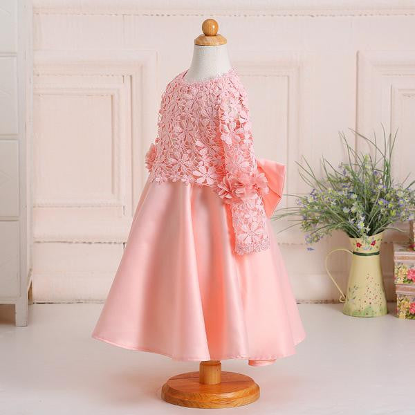 So Peachful Dress | meemu.com | Kids fashion, accessories