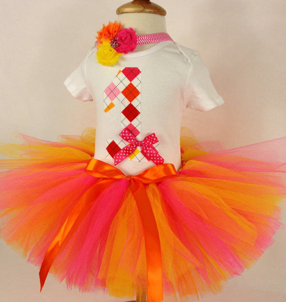 Orange Tutu Skirt | meemu.com | Kids fashion, accessories