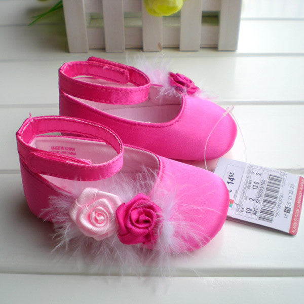 Rose Flower Shoes | meemu.com | Kids fashion, accessories