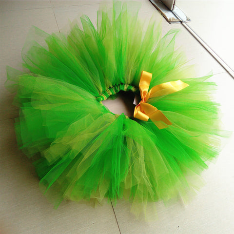Green Tutu Surprise | meemu.com | Kids fashion, accessories