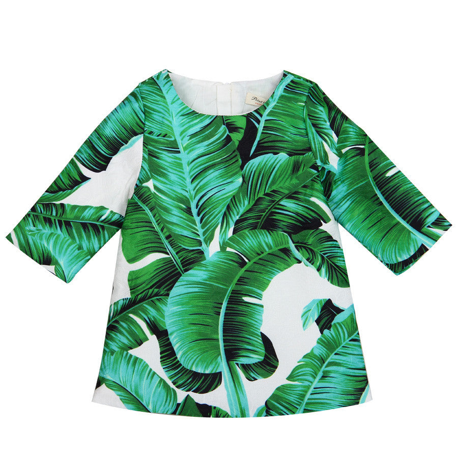 Leafy Green Tango Top | meemu.com | Kids fashion, accessories