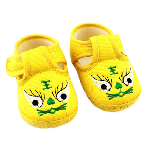 Animal Style First Shoes