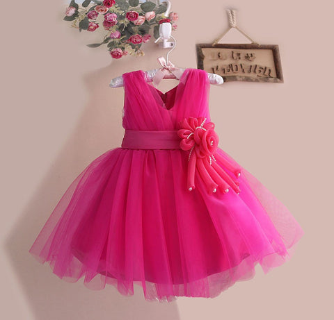 Lacy Dress PINK | meemu.com | Kids fashion, accessories