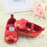 Red Bow Shoes | meemu.com | Kids fashion, accessories