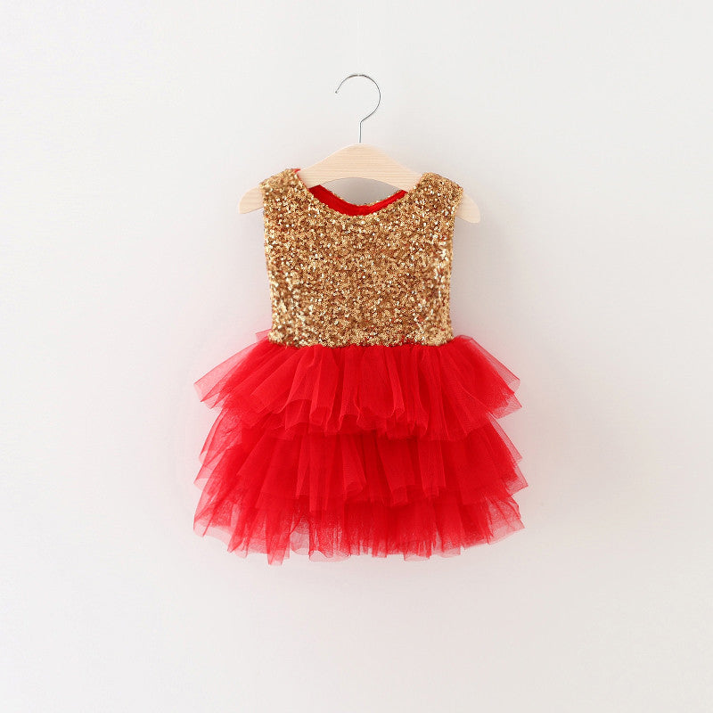 The Gold Red Flares | meemu.com | Kids fashion, accessories