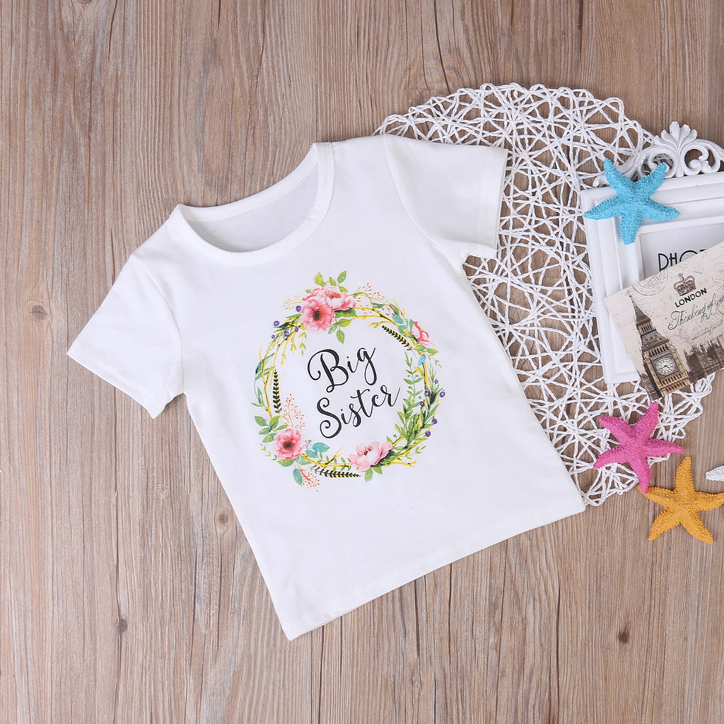 Big Sister T-Shirt | meemu.com | Kids fashion, accessories