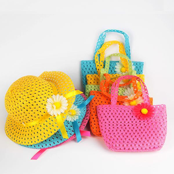 Summer Hat & Hand Bag | meemu.com | Kids fashion, accessories
