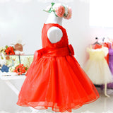 Dazzling Red Party Dress | meemu.com | Kids fashion, accessories