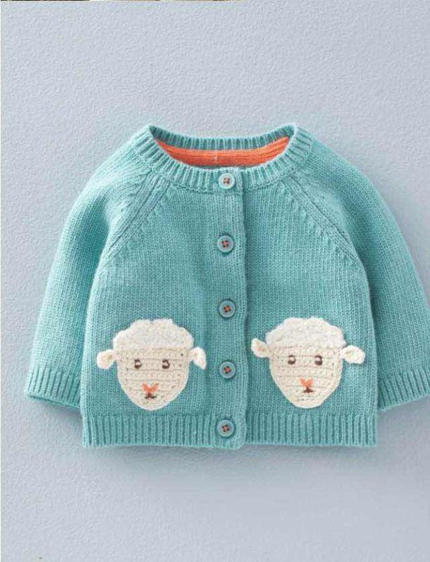 Soft Cartoon Print Sweater | meemu.com | Kids fashion, accessories