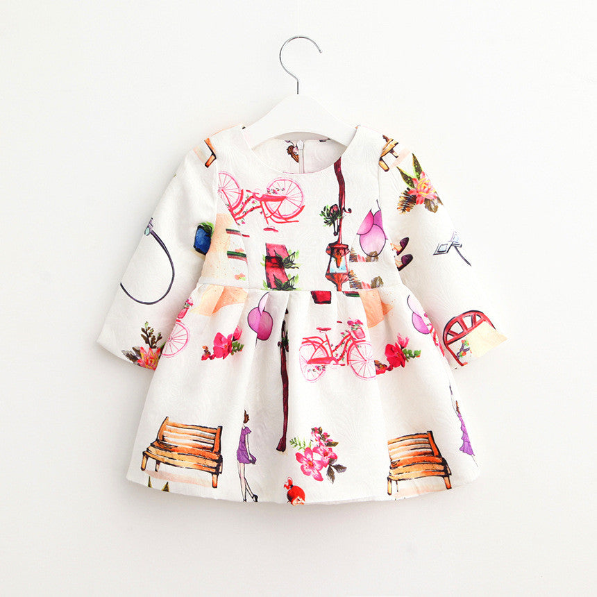 White with a Wow!! (Dress) | meemu.com | Kids fashion, accessories