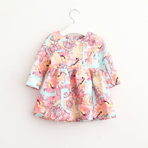Pink Flowers | meemu.com | Kids fashion, accessories