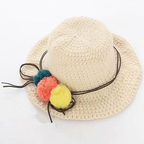 Winter Cute Beige Hat | meemu.com | Kids fashion, accessories