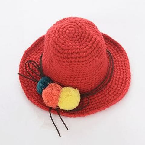 Winter Cute Red Hat | meemu.com | Kids fashion, accessories