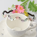 Zig Zag Flower Hairband | meemu.com | Kids fashion, accessories
