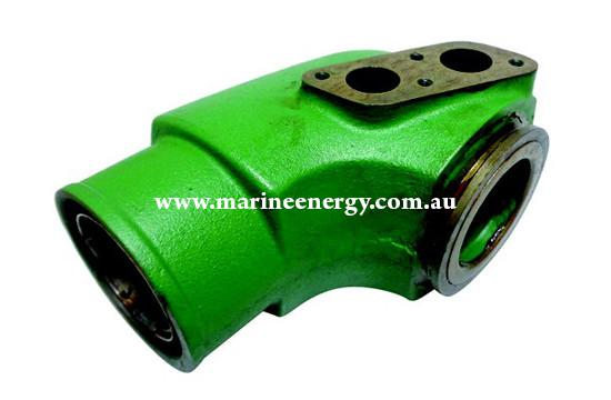 Exhaust Elbows Mixers & Risers - Marine Energy Systems