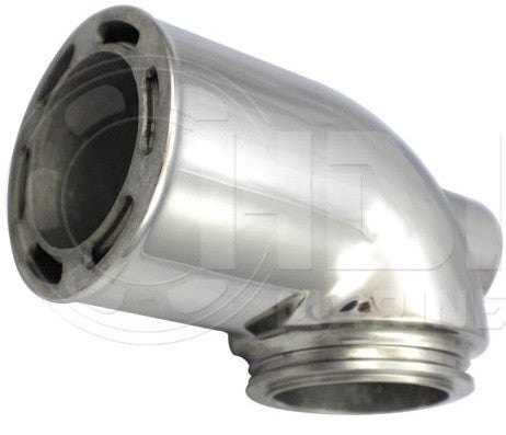 Yanmar Stainless Exhaust