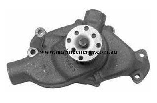 Circulation Pump V6 V8 Small Block Volvo Penta 3853850, Mercruiser 8503991 Replacement