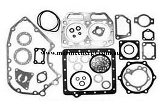 Yanmar 2GM20, 2GM20F, 2GM15 Gasket Kit Replacement