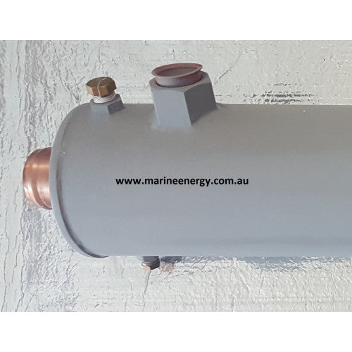 Seawater Strainers - Marine Energy Systems