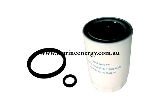Volvo Penta Parts - Fuel Filters Cross reference Original