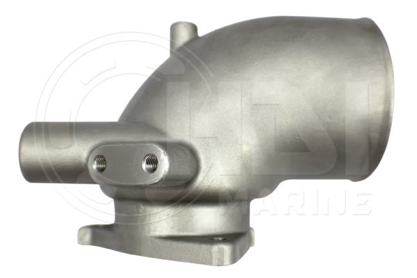 Yanmar 119181-13500 Exhaust Mixing Elbow Replacement HDI 3B4