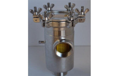 STAINLESS STEEL SEAWATER STRAINERS