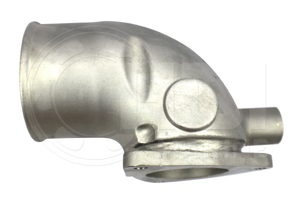 Yanmar 119171-13490 Stainless Steel Exhaust Mixing Elbow Replacement