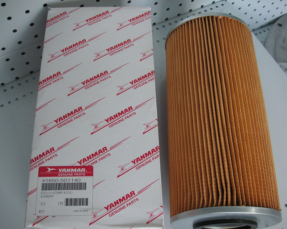 Yanmar Fuel Filter 41650 501140 Marine Energy Systems Volvo Filters
