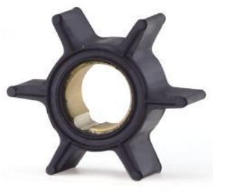 Mercury Seawater Impeller 47-89980 Replacement