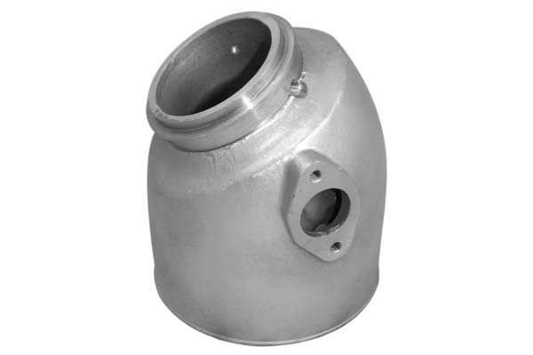 Detroit Diesel 6-71TI Exhaust Mixing Elbow Johnson Towers JT1198 Replacement