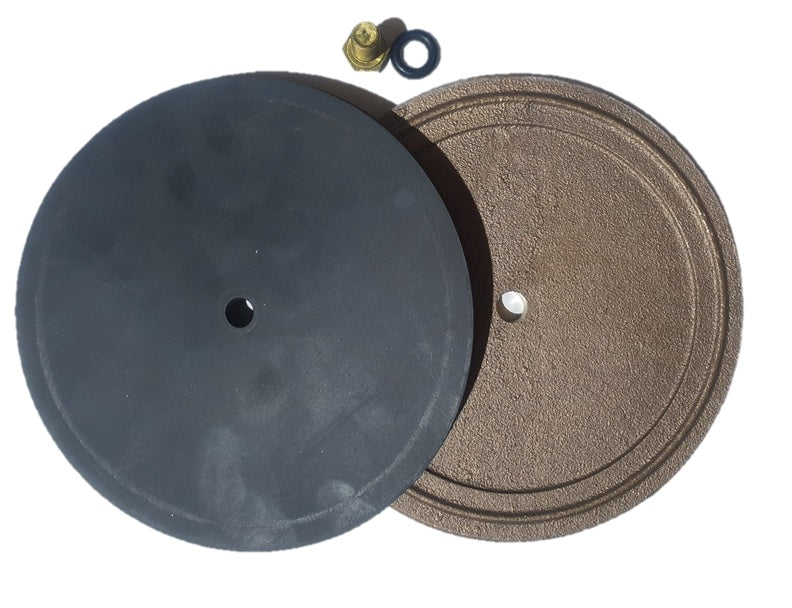 "6"" End Cover Gasket Kit for Heat Exchanger"