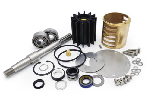 CATERPILLAR C12 Seawater Pump Repair Kit Replacement JMP JPR-CT1200R/ JSK0138