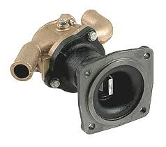 Sherwood G1010 Replacement  Seawater Pump Onan 132-0356, 132-0414, 132-0413, 132-0350 / Cummins A029U129