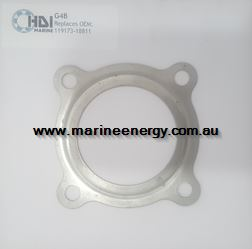 Yanmar 119173-18811 Gasket Replacement