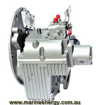 Marine Gearboxes - Marine Transmissions - Marine Energy Systems