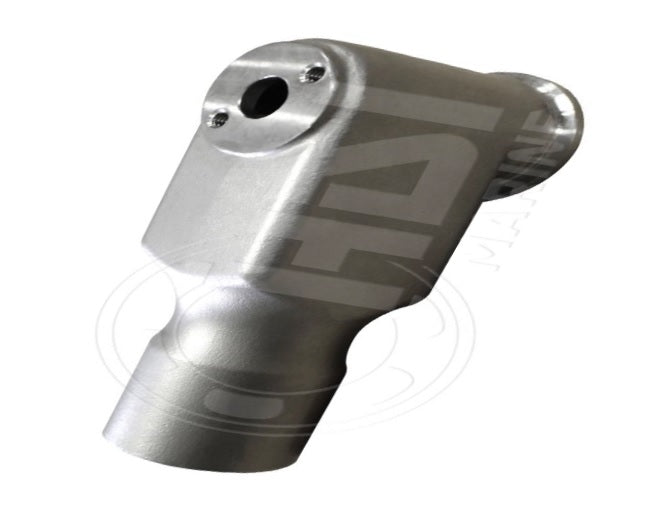Volvo Penta 2003T Stainless Steel Exhaust Elbow 840930/840931 Replacement HDI 2003T