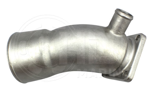Yanmar 3JH, 4JH Stainless Steel Exhaust Mixing Elbow Replacement (HDI JH)