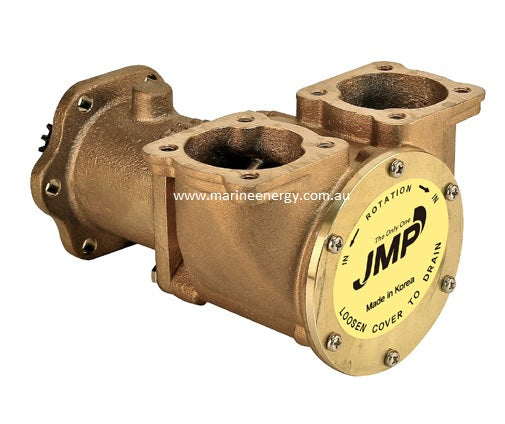 Caterpillar D343 D353 Seawater Pump Replacement JMP JPR-CT353