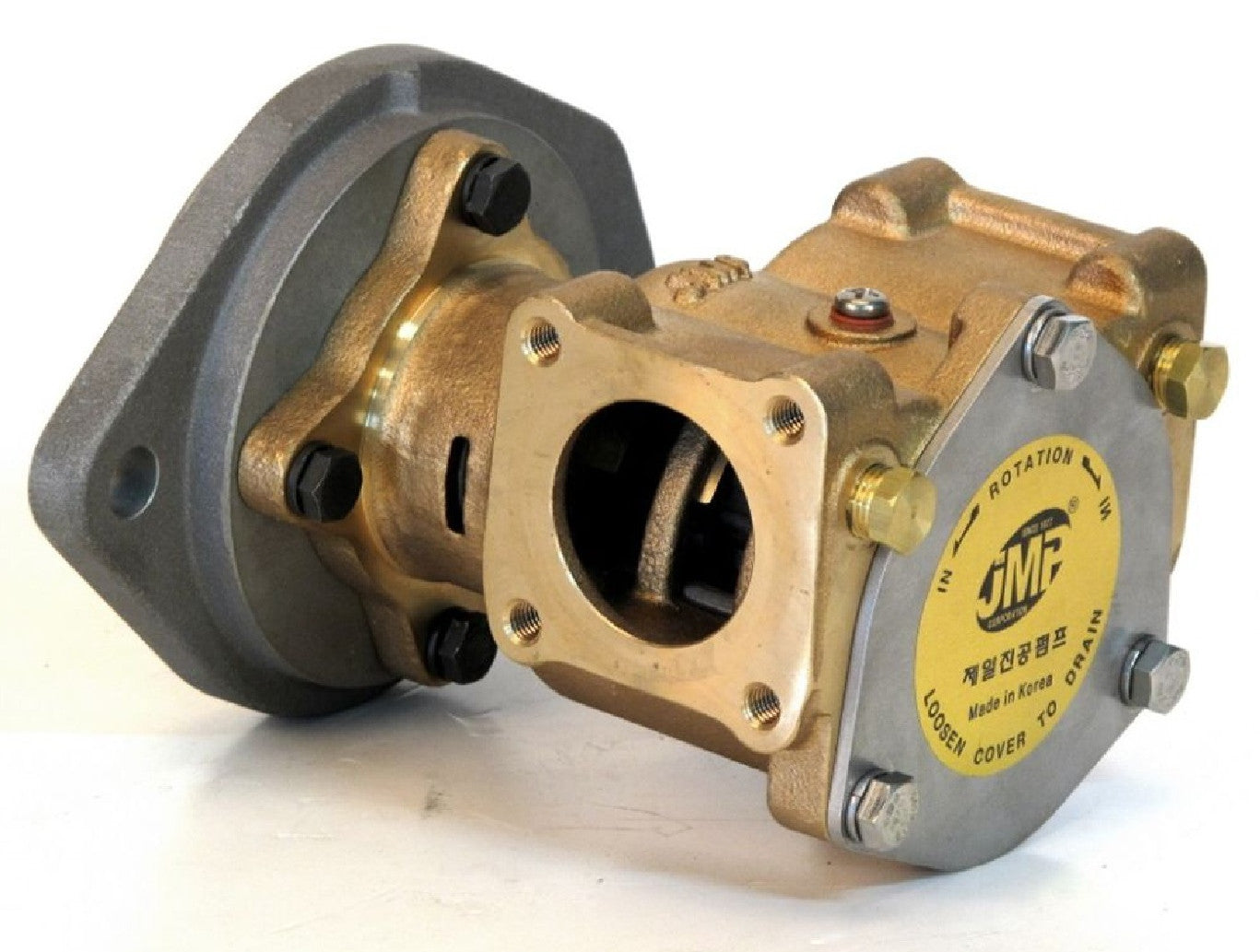 CATERPILLAR C7, C9, 3116, 3126 Seawater Pump Replacement JMP S7632
