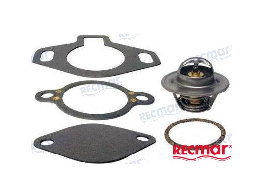 Mercruiser Thermostat Kit 807252Q5 (160 Degrees) Replacement
